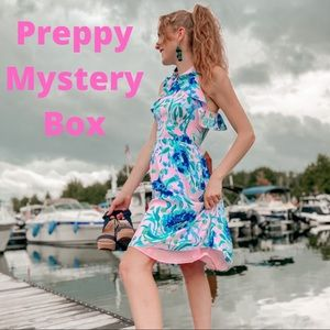 3 Pieces- Curated Preppy Mystery Box